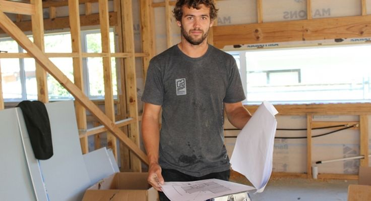 5yrs after Blake finished his #plumbing #apprenticeship he started his own business. #GotItMade #GotATrade http://gotatrade.co.nz/story/blake-ingram/