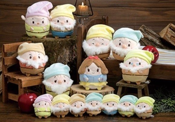 Snow White and the Seven Dwarfs Ufufy released 8th December 2017