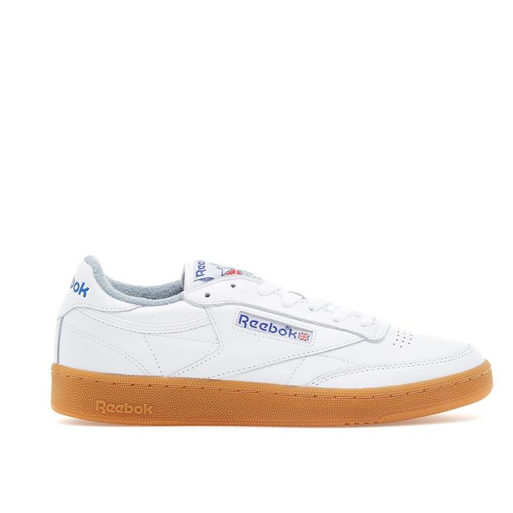Club C 85 Gum from the S/S2017 Reebok collection in white