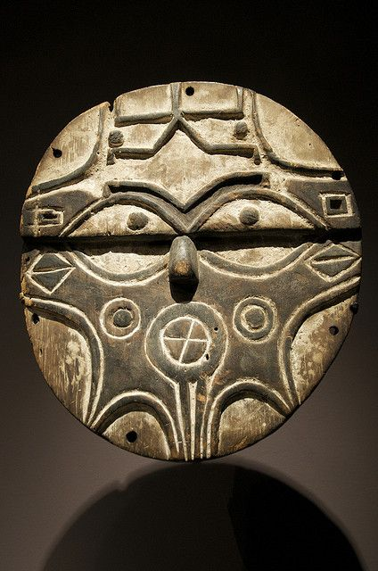 ...African mask