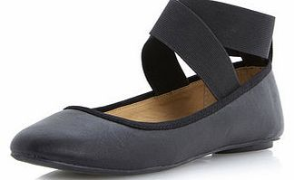 Dorothy Perkins Womens Head Over Heels By Dune Milli Cross Over A ballet inspired ballerina shoe, with thick cross over elastic straps on the ankle. 100% Synthetic. Heel height 0 mm. http://www.comparestoreprices.co.uk/womens-shoes/dorothy-perkins-womens-head-over-heels-by-dune-milli-cross-over.asp