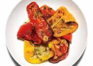 peperoni alla parmigiana