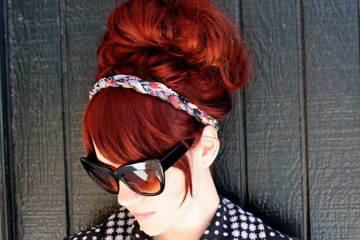 Vintage Hairstyles for Party Season