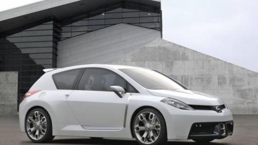 Nissan Tiida Sport