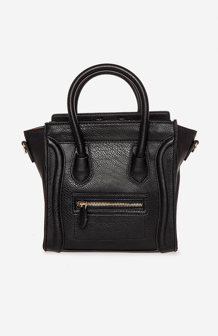 Celine Luggage Tote Dupe Dailylook Mini Structured