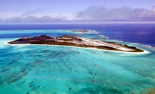 MIDWAY ATOLL IN HAWAII