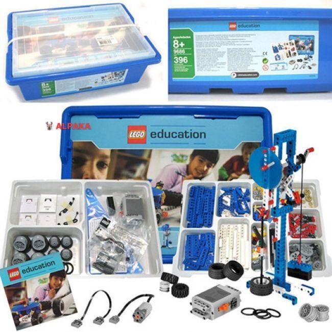 """🤠 Развивающий конструктор Lego Education 9686 на тему """"Технология и физика"""" из 10 основных моделей + 18 единиц техники. #lego9686 #лего9686 #legoeducation9686 #легокиев #легодешево #легоцены #легокупить #пльпака"""