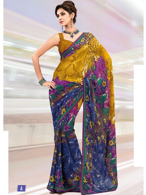 SANAYA Stylish Saree