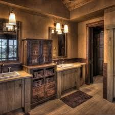 Best 25 rustic bathroom lighting ideas on pinterest mason jar 25 rustic style ideas with rustic bathroom vanities mozeypictures Image collections