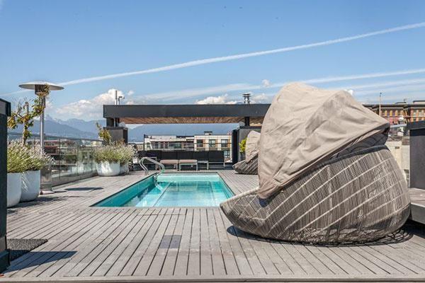 Inside a $5.7 Million Keefer Street Penthouse