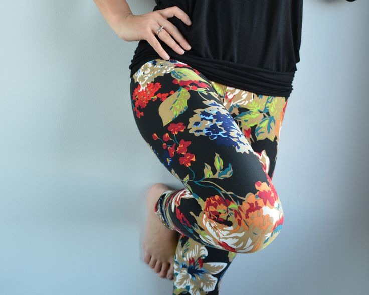 English Garden Leggings - $25 for adult sizes $20 for kids sizes (when available) LegArt with Amber Dawn on FB  To purchase, go to http://legart.ca/#a_aid=Amber306