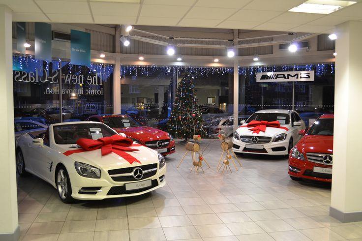Mercedesbenz Christmas Solihull Mercedes Benz