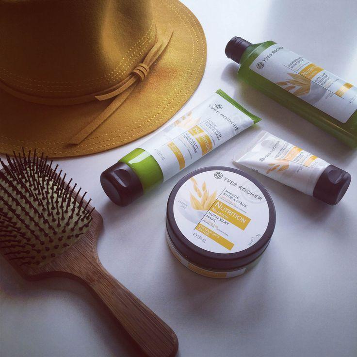 Botanical Hair Care Nutri-Silky Treatment - Yves Rocher Belgium