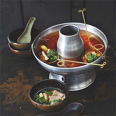 Asiatischer Feuertopf Rezept | Küchengötter