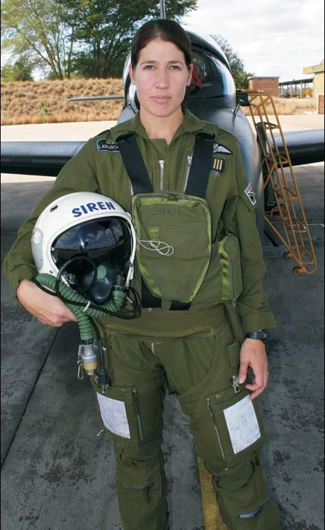 Maj Catherine Labuschagne