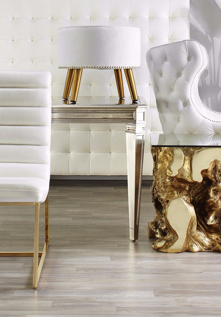 Create A Chic Home With Fashion Forward Furnishings