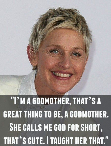 On teaching children important lessons: | 17 Ellen DeGeneres Quotes That Prove She's The Greatest Ever