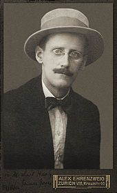 Three more months were devoted to working on the proofs of the book before Joyce halted work shortly before his self-imposed deadline, his 40th birthday (2 February 1922).