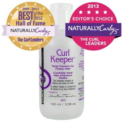 Curly Hair Solutions Curl Keeper Original 8 Oz Curly