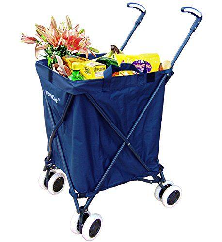 Folding Shopping Cart - Versacart Utility Cart - Transport Up to 120 Pounds (Water-Resistant Heavy Duty Canvas) Versacart http://www.amazon.com/dp/B000LPFUG8/ref=cm_sw_r_pi_dp_pjFaub1JC6HQJ