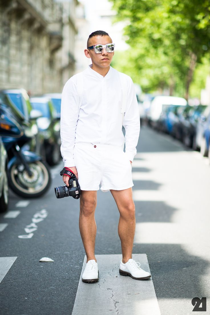 85 best images about men's all white outfit on Pinterest ...