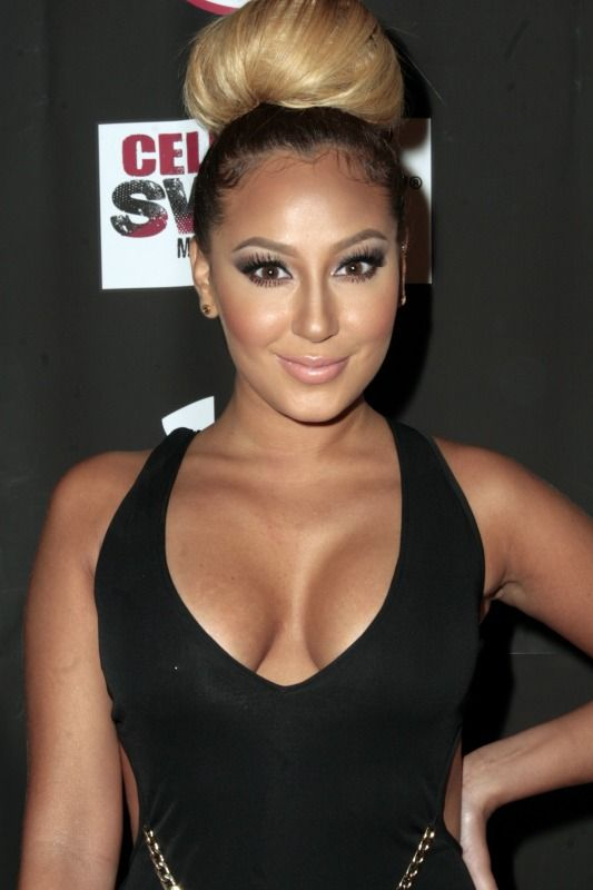 adrienne bailon covers september issue  latina magazine