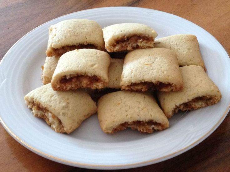 İncirli Kurabiye - Aslı Marengo #yemekmutfak