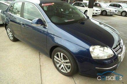 2007 Volkswagen Jetta TDI MY07 Direct-Shift Gearbox $12999
