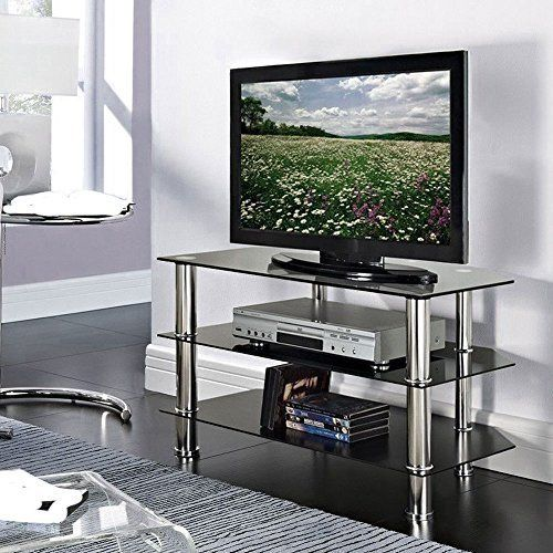 Home Discount Glass TV Stand, Black Plasma LED LCD Television Shelves Unit FREE DELIVERY No description (Barcode EAN = 5055693397819). http://www.comparestoreprices.co.uk/january-2017-1/home-discount-glass-tv-stand-black-plasma-led-lcd-television-shelves-unit-free-delivery.asp