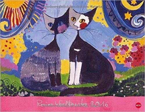 Rosina Wachtmeister Posterkalender 2016: Amazon.de: Heye, Rosina Wachtmeister: Bücher