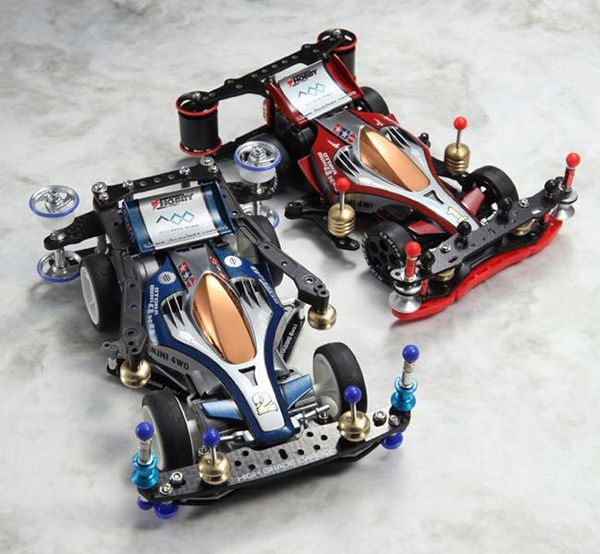 Mini 4wd cafe - collection foto 1