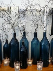 Boo Shi blue bottle collection
