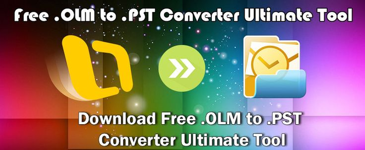 Perform effective and professional OLM to PST email exportation with the OLM to PST Converter.