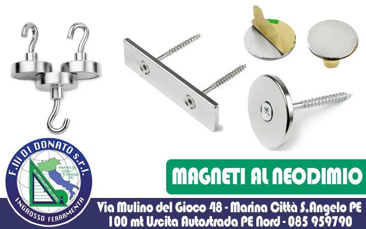 F.lli Di Donato | Magneti al Neodimio: la Soluzione per i Tuoi Progetti