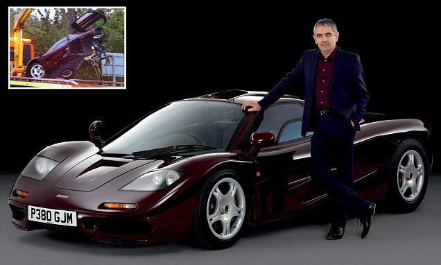 Well 5 months after Rowan Atkinson put his famous Mclaren F1 up for sale he has sold it for £8m - making it one of Britians highest prices paid for a car!