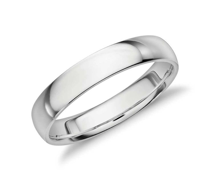 Td123864w 14k White Gold Double Milgrain 4mm Comfort Fit: 25+ Best Ideas About Wide Wedding Bands On Pinterest