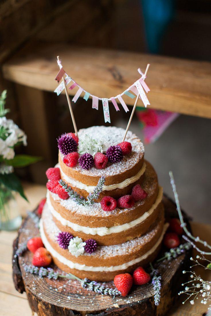 Quantities For A  Tier Victoria Sponge Wedding Cake