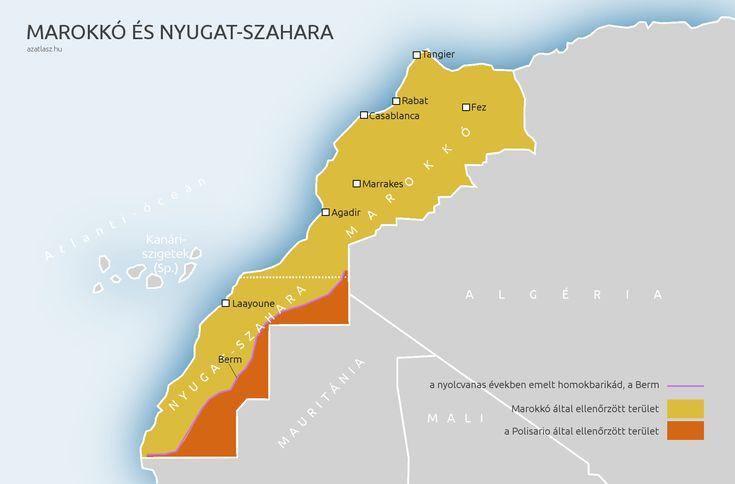 Marokkó és Nyugat-Szahara