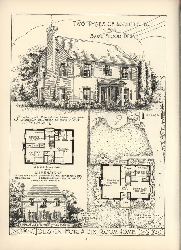 Lake Shore Lumber & Coal [house plans].   House Plans ...