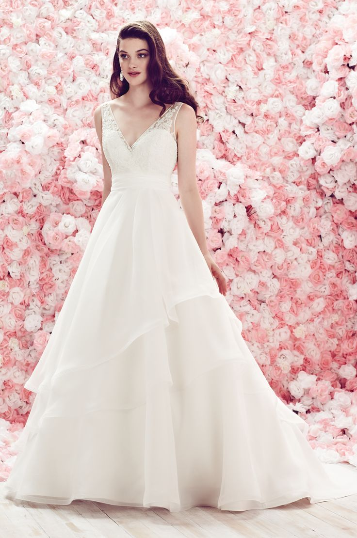 25 best Cichowlas wedding images on Pinterest | Short wedding gowns ...