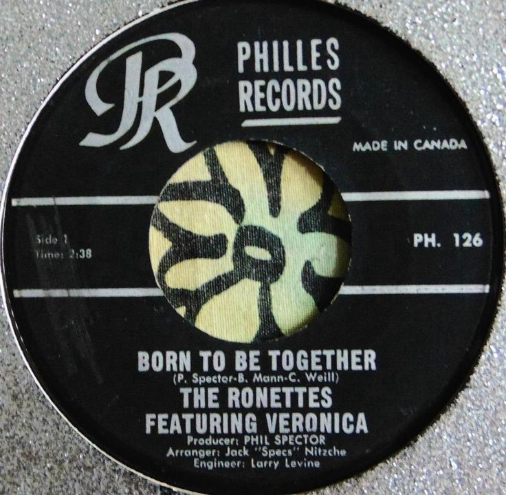 DOO WOP....THE RONETTES feat VERONICA.....BORN TO BE TOGETHER...1965...CAN HEAR #CLASSICROCKPOPEASYLISTENINGROCKNROLLClassicRBFunkPOPVOCALSDooWop