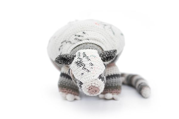 Armadillo by Miga de Pan- First prize at FNA competition.  Available at Leuie in Van