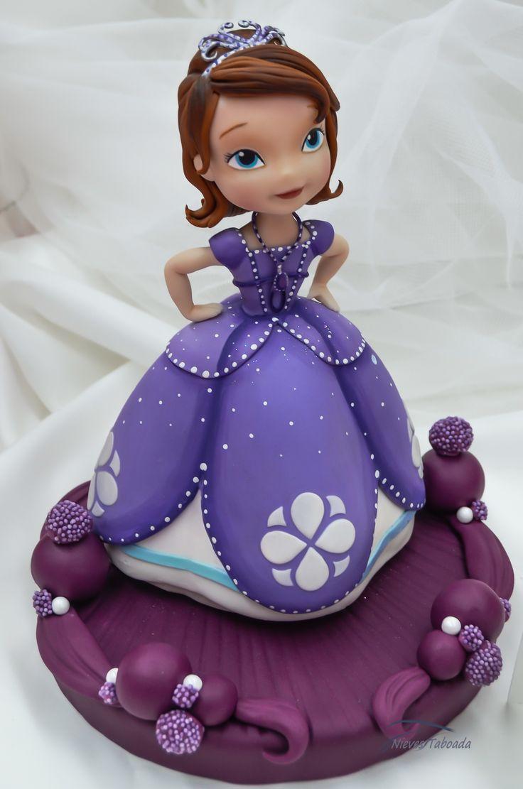 Preciosa tarta!!!