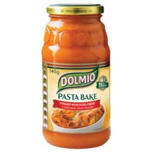 Pasta with dolmio sauce recipe