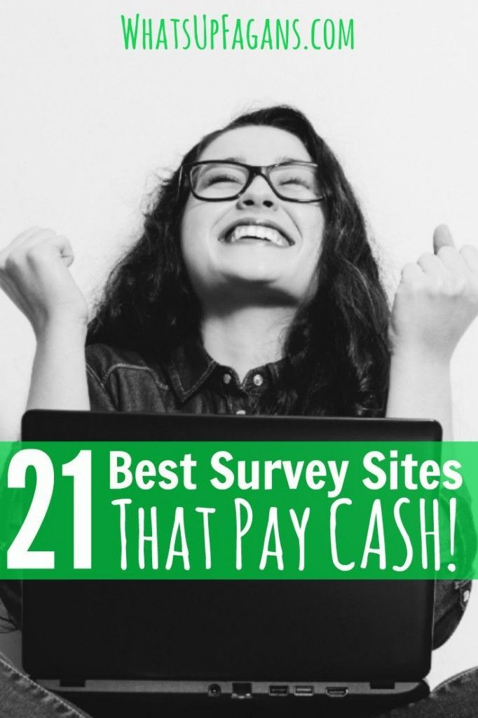 It is awesome to get paid to take surveys online, especially when you get paid cash! Love this great list of the best survey sites. It's a great way for moms (or anyone!) to make money online. make money for christmas #christmas