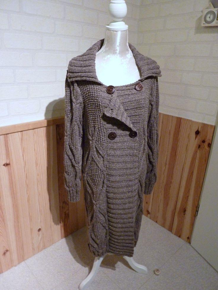 """MANTEAU ET ÉCHARPE """" réalisés sur commande et réservés """" : Manteau, Blouson, veste par de-laine-en-aiguilles"""