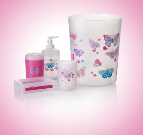 Accesorios para Baño Alegría #ÍntimaHogarMx #Baño