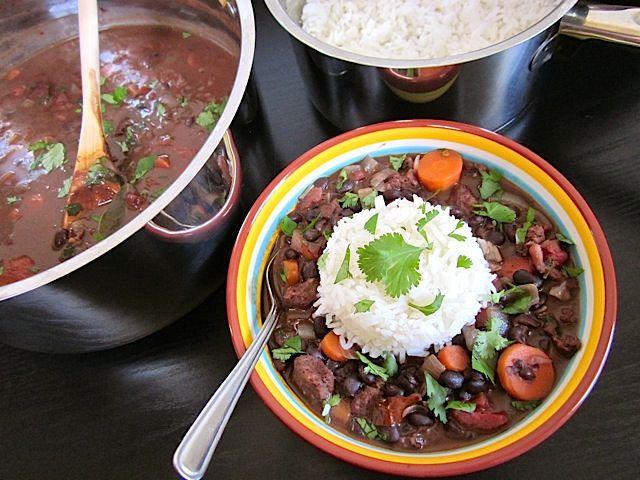 111 best cuban latin puerto rican images on pinterest cooking cuban chorizo stew budget bytes vg gf sub vegan chorizo forumfinder Choice Image