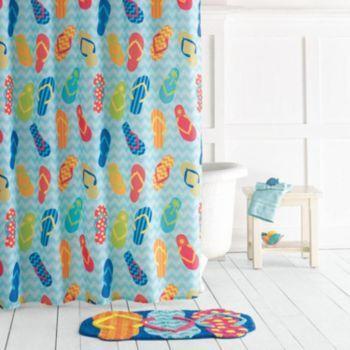 Pin by kay keightley nield on kids bathroom ideas pinterest for Flip flop bathroom decor