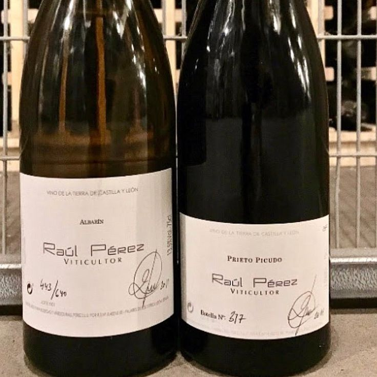 Read about it in profile link above☝️ Under the Veil: Raul Perez at His Best #UnderFlor #RaulPerez #PrietoPicudo #Albarin #WinesofPlace